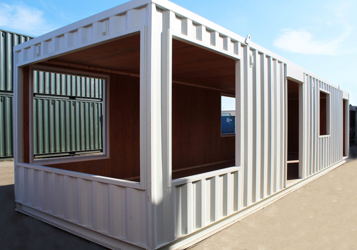 Office container conversion