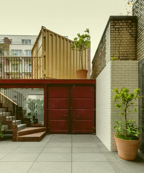 container office conversion London